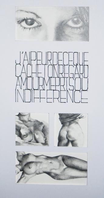 John Rothschild - J'AI PEUR - détail